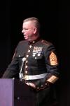 Guest Speaker 1st Sgt Paul Jornet